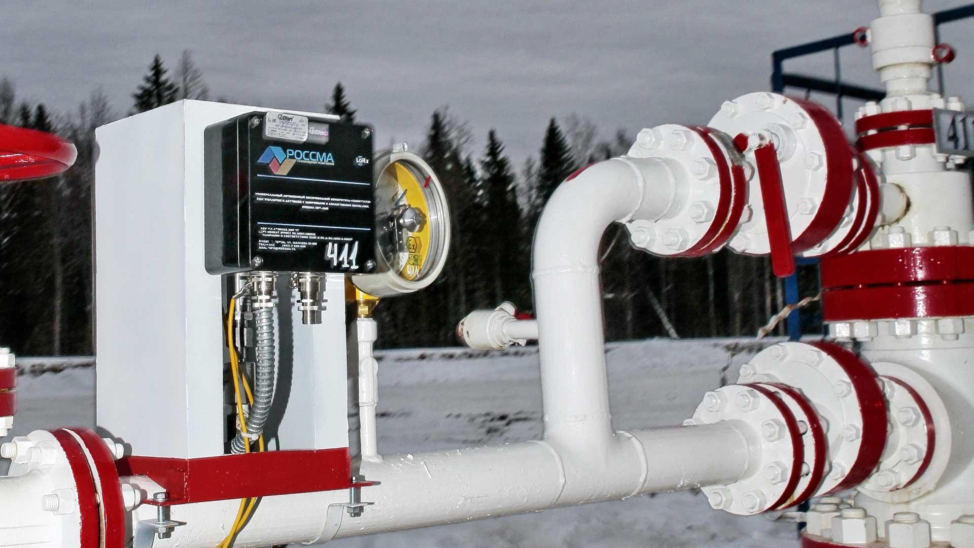 Автоматизация объектов нефтедобычи в Пермском крае