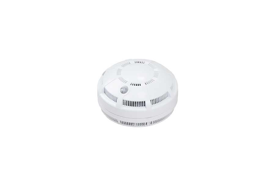 Автономный измеритель-коммутатор ROSSMA® IIOT-AMS Smoke Detector (датчик дыма)