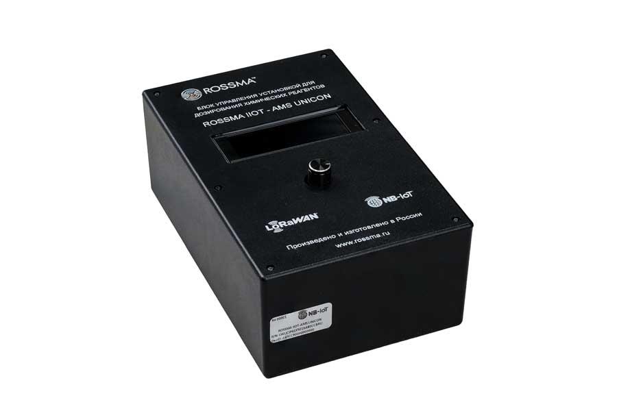 Контроллер-коммутатор ROSSMA® IIOT-AMS Unicon (универсальный контроллер)