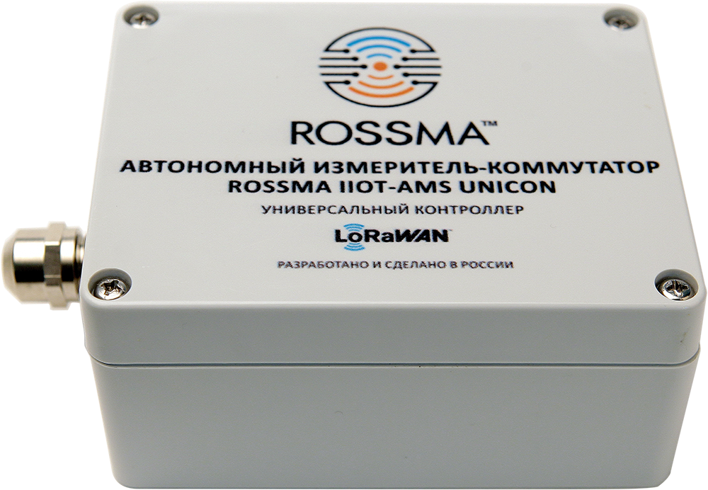 ROSSMA® IIOT-AMS Unicon Measuring and switching device