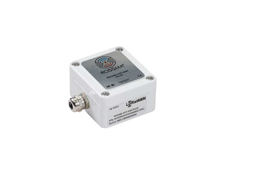 ROSSMA® IIOT-AMS Pulse Measuring and switching device
