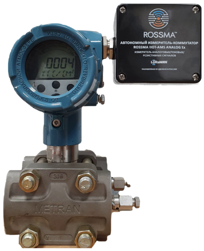 ROSSMA IIOT-AMS ANALOG Ex (Single Channel)