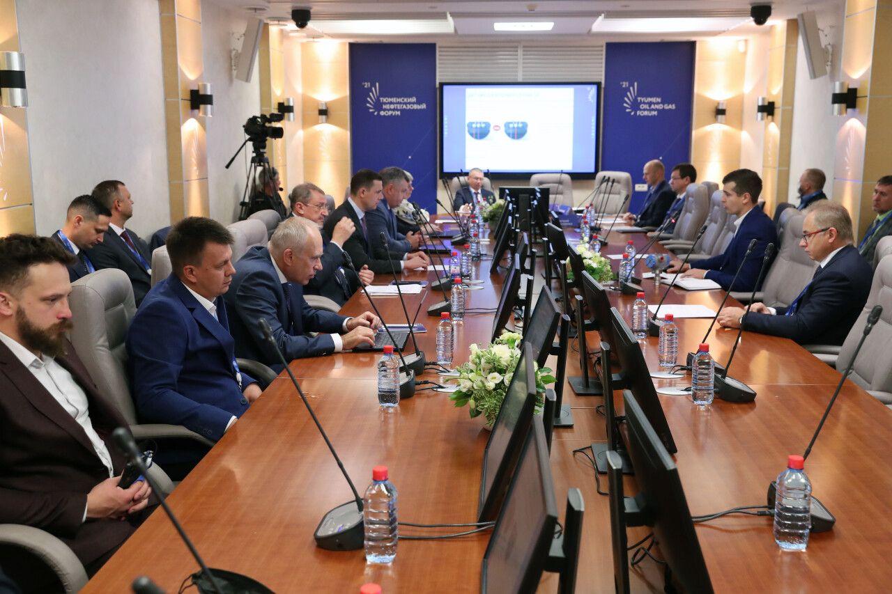 Компания «РОССМА» сделала доклад на технологическом дне «НОВАТЭКа»